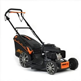 Sherpa 160cc Petrol 4-in-1 Lawn Mower Powered by Honda 53cm ST53H